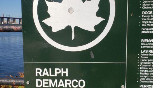 RALPH DEMARCO PARKに行ってみた