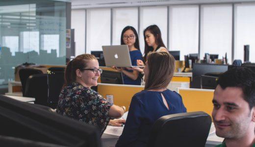 職場恋愛ができる会社に就職する方法